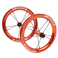 Cycling Bike Wheel Sports Accessory Bearing Tires S & K Aluminium Alloy