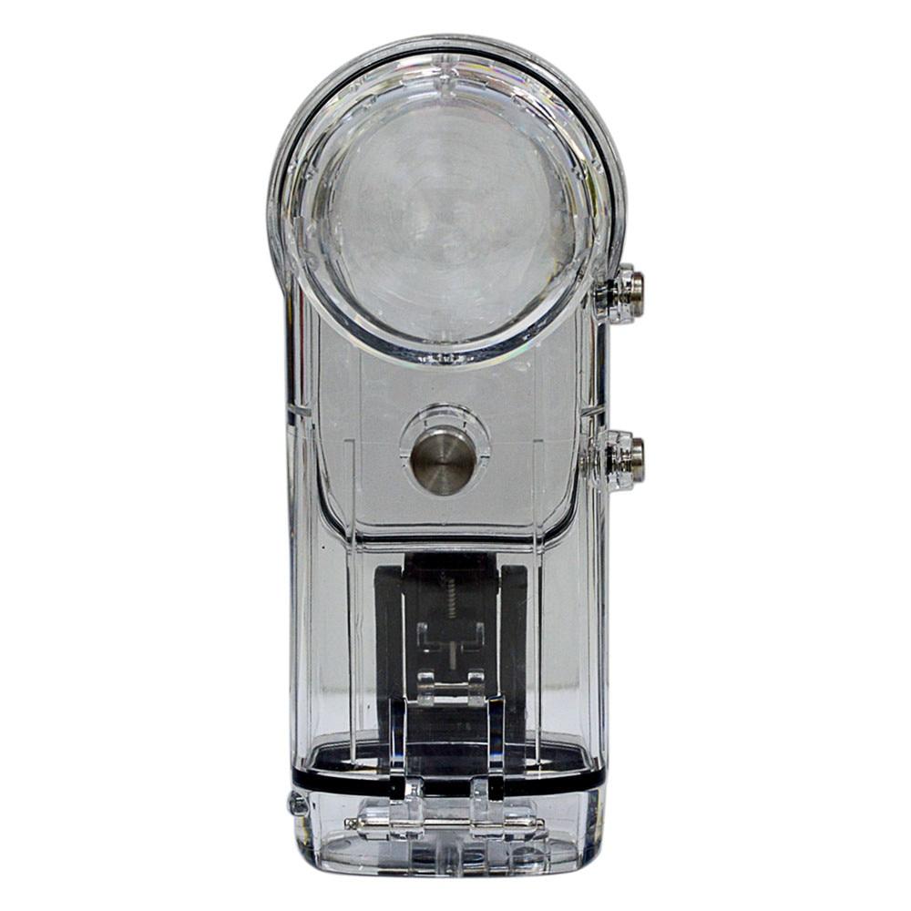 Boîtier de plongée étanche pour Ricoh Theta S/Theta V/Theta SC 360 ° caméra panoramique - 5