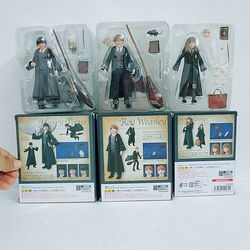 Shf Ron Figure Hermione Snape Doll Ginny Weasley Granger Harry Severus  Action Figure Model Toys Doll For Gift