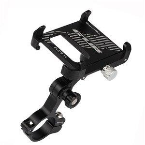 Image 4 - 2020 חדש GUB בתוספת 11 אלומיניום אופניים טלפון Stand עבור 3.5 7 אינץ רב זווית Rotatable אופני טלפון מחזיק אופנוע כידון