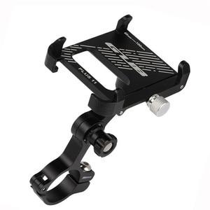 Image 4 - 2020 新 gub プラス 11 アルミ自転車電話用スタンド 3.5 7 インチマルチアングル回転可能なバイク電話ホルダーオートバイハンドル