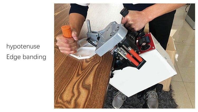de pvc máquina de borda máquinas para trabalhar madeira