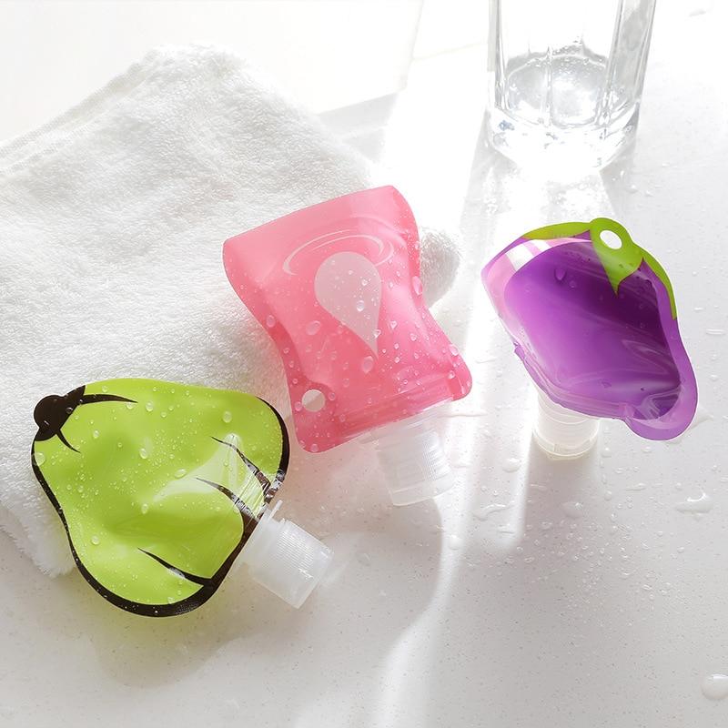 30ml Hand Sanitizer Dispenser Bottles Bathroom Accessories Portable Kids Adult Travel Out Cute Hand Sanitizer Dispenser Bottles