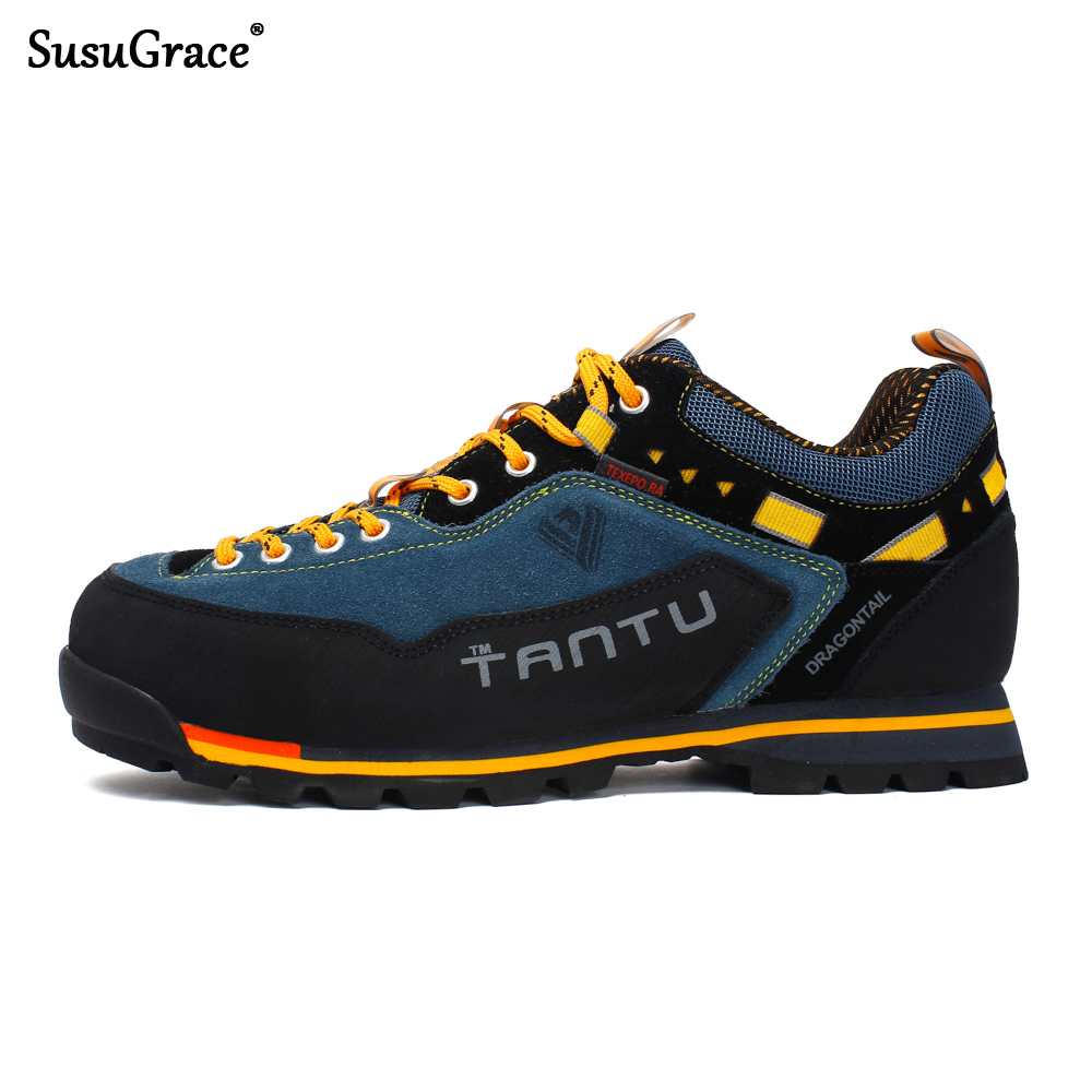SusuGrace Men's hiking boots Quality