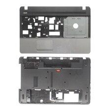 Tampa base de apoio para laptop packard bell, proteção para a parte inferior do laptop easynote te11 te11hc te11hr te11bz te11hr TE11 BZ TE11 HC