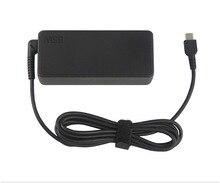 USB C Type chargeur dordinateur portable adaptateur secteur 65W pour Lenovo Yoga 910 920 370 720 13 ThinkPad T470 GX20M33579 4X20M26268 pour Dell
