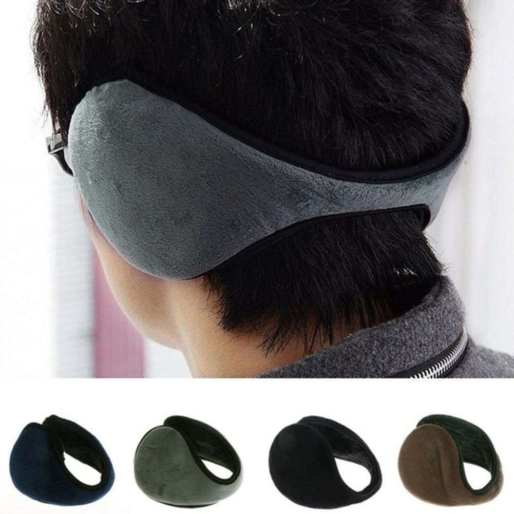 Winter Earmuff Apparel Accessories Unisex Earmuff Wrap Band Ear Warmer Earlap Gift  Dropshipping