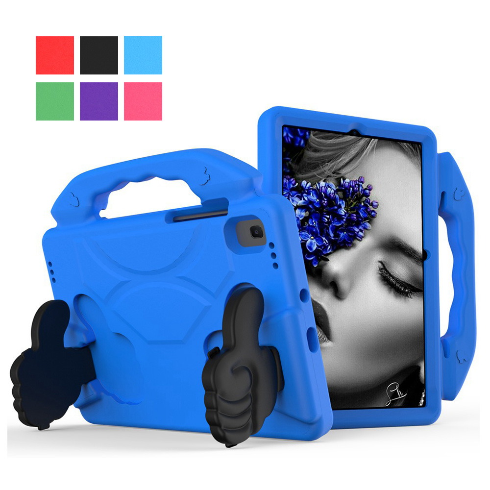 For Samsung GALAXY Tab S5e SM-T720 case T725 Tablet case for Tab S6 T860 T865 EVA kids Cover For Samsung S6 Lite P610 P615 coque-0