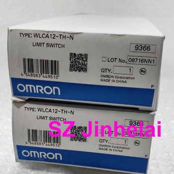 OMRON WLCA12-TH-N Authentic original Limit switch Travel switch