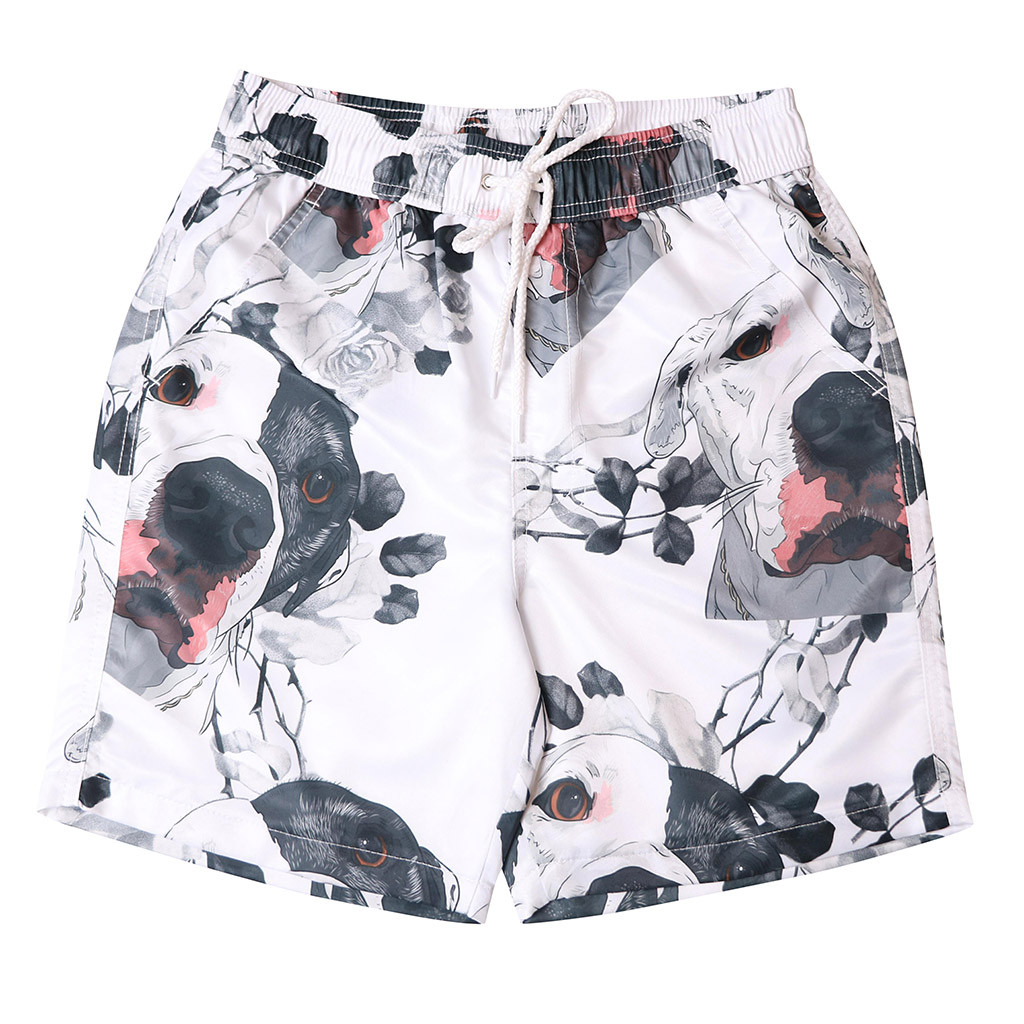 Adult Beach Wear Quick Dry Beach Shorts High Quality Elastic Fabric Brand Board Men Bermudas Masculina De Marca Boardshorts D20