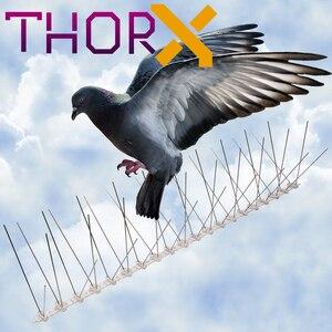 Image 3 - Pointes de pigeon à 4 rangs