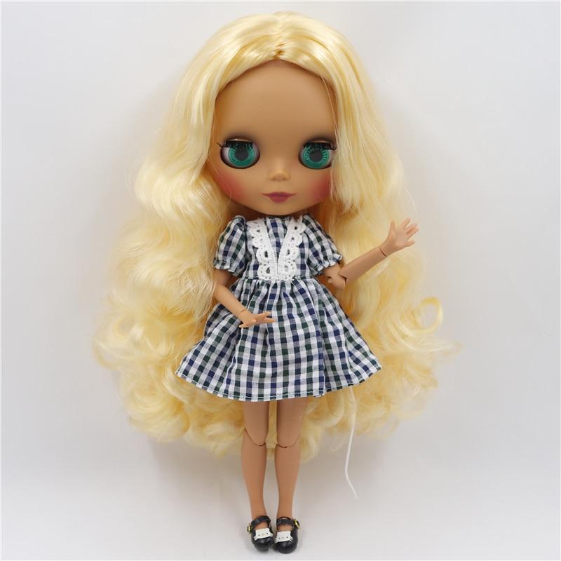 Rosemary – Premium Custom Blythe Doll with Cute Face 1