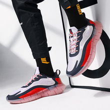 Luminous casual man sneakers Outdoor Comfortable Men's Fashion Sneakers High Quality Men Shoes Soft bottom mens skechers shoes