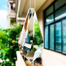 Prism-Lamp Chandelier-Decor Lance Arrow Cut-Glass-Pendant CRYSTAL Suncatcher Diamond