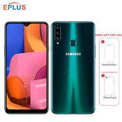 Перейти на Алиэкспресс и купить new samsung galaxy a20s a2070 mobile phone 4gb ram 64gb rom 4000mah snapdragon450 octa core 13mp triple camera 4g smartphone