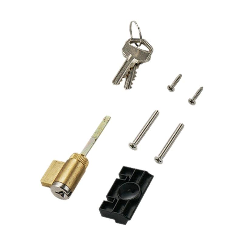 conjunto com chaves para portas deslizantes porta