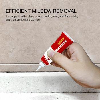 Dezodorant żel do usuwania pleśni niezbędne domowe chemiczne ściany formy pleśni Remover Cleaner żel Caulk głęboko czyste środki do czyszczenia gospodarstwa domowego tanie i dobre opinie CN (pochodzenie) 1 pc 250 ml support