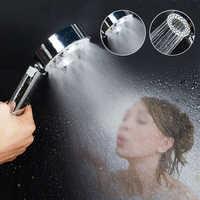 3-modus High Bad Dusche Kopf Caddy Steigerung Spray Bad Wasser Saving bad zubehör Dusche Kopf Filter Dusche SPA düse