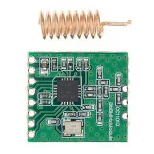 Image 2 - 10 Chiếc CC1101 Mạng Không Dây Khoảng Cách Dài Xuyên Anten 868 MHz M115