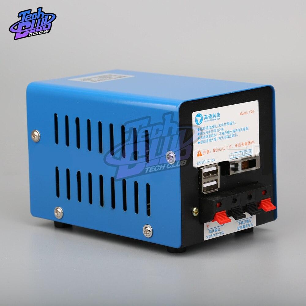 carregamento usb portatil manivela gerador de acampamento 04