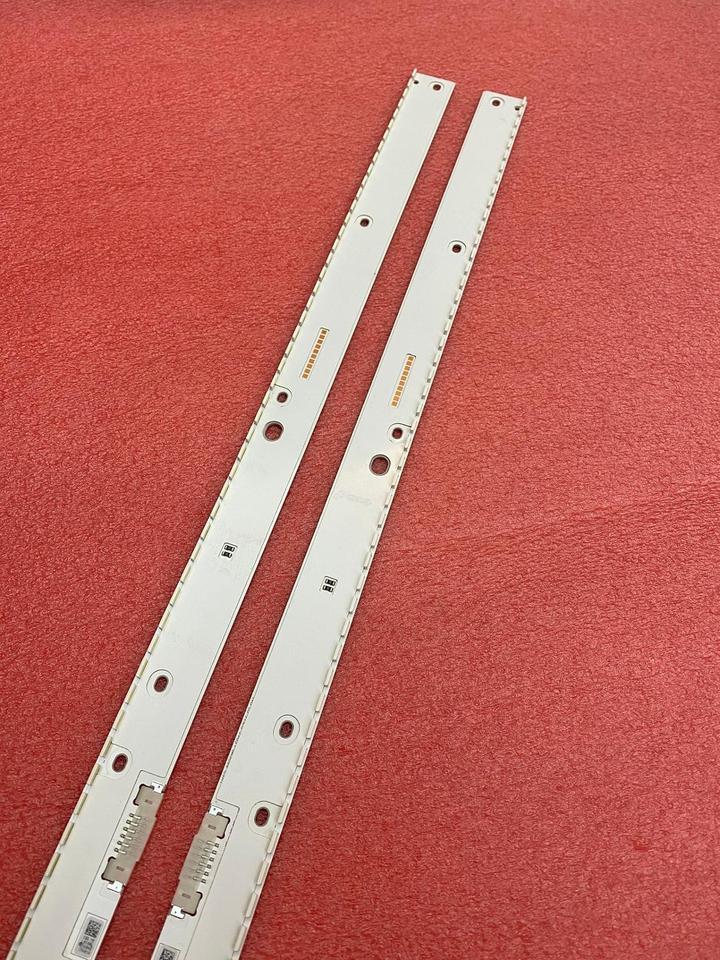 2 Pcs Led Backlight Strip For Samsung Ue55ku6670 Ue55ku6500 Ue55mu6400 Ue55ku6400 Ue55ku7500 Bn96 39595a 39596a 39601a 39602a Led Strips Aliexpress