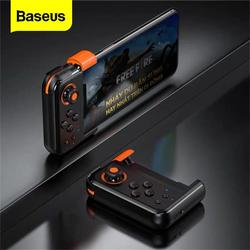 Baseus Bluetooth Gamepad For PUBG Gaming Controller Wireless Joystick Gamepad For iPhone Android Mobile Phone Game Pad Joypad
