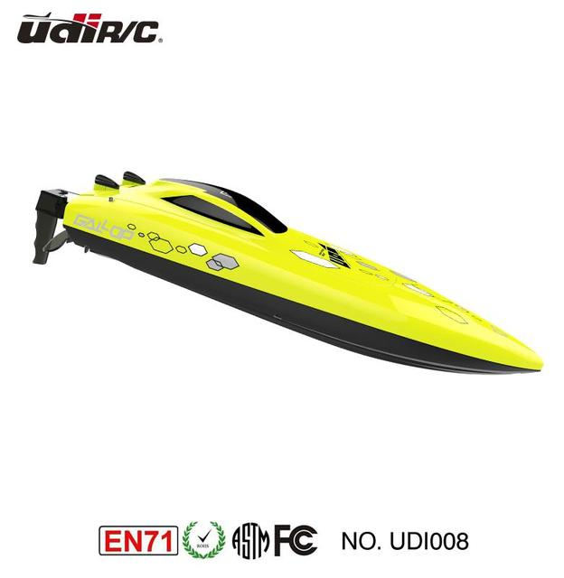 UdiR/C UDI001 RC Boat 20km/h Max Speed with Water Cooling System Speedboat 5