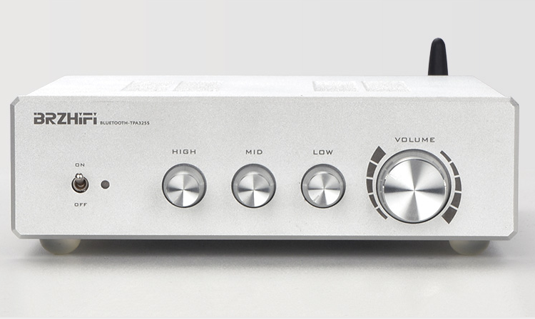 Brise BRZHIFI TPA3255-A avec Bluetooth 5.0 haute puissance fièvre amplificateur de puissance numérique 300WX2
