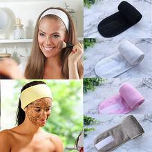 Модные головные повязки Женский Регулируемый головной платок