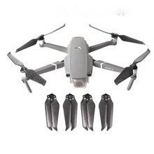 Nova Chegada Baixo Ruído 8743F Hélices De Fibra De Carbono para DJI MAVIC 2 PRO/ZOOM Drone Acessórios