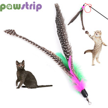 Replacement-Head Teaser-Stick Training-Toy Cat-Catcher Pets Kitten 1pc for Pole Jumping