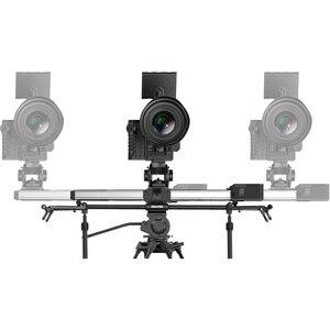 Image 4 - Zeapon Micro 2 E600 E800 M600 M800 Cursore Fotocamera Professionale Motorizzare Pista Dolly Sistema Ferroviario Per Le Fotocamere REFLEX Digitali Sony BMCC canon
