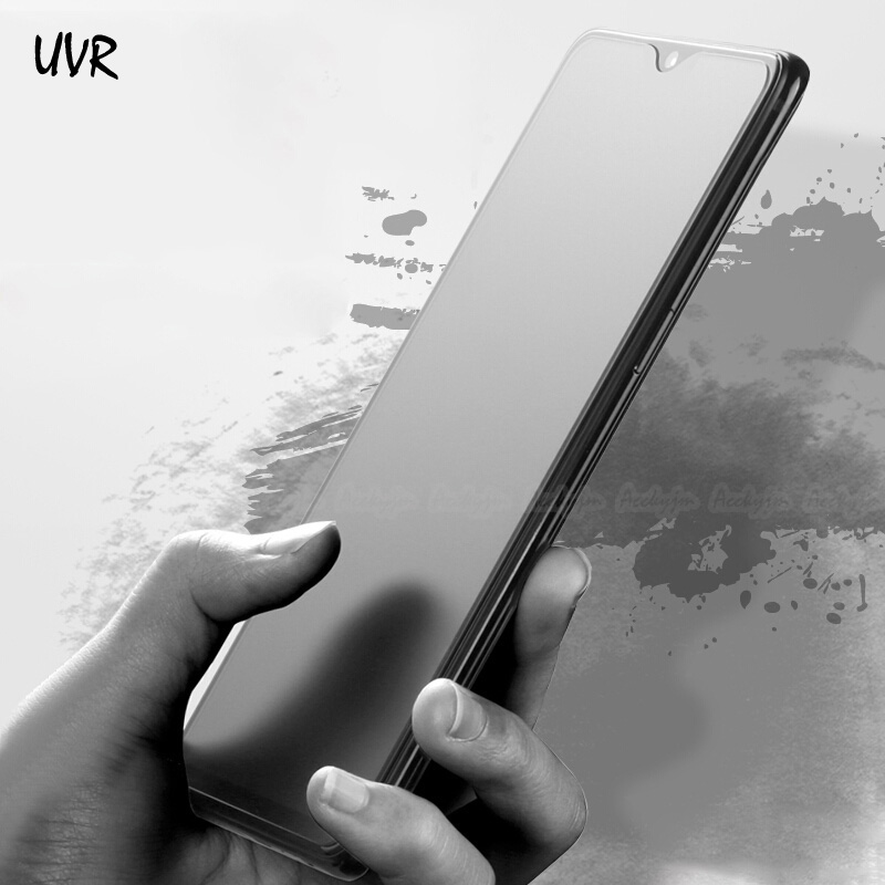 For Samsung A10 A30 A50 A20 A40 A60 A70 A80 A90 M10 M20 M30 Matte Frosted Tempered Glass Anti No Fingerprints Screen Protector