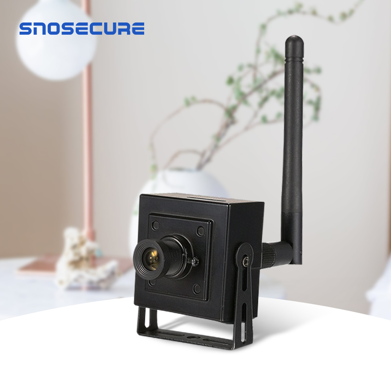 SNOSECURE mini ip camera wifi surveillance system wireless home security 1080P support onvif audio indoor P2P small video webcam