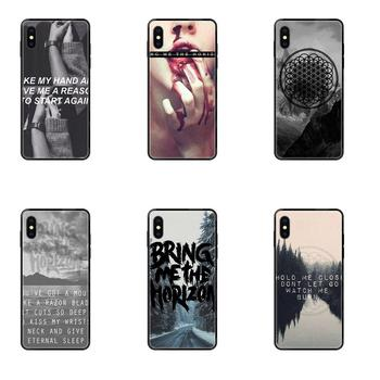 Horizon British Metalcore Band Bmth Logo For Huawei Honor Mate Play V10 View 10 20 20X 30 Lite Pro Y3 Y5 Y9 Nova 3 3i Pro image