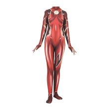 New The Flash Costume Cosplay For Women Superhero Costume For Adult Halloween Costume For Women Suit Carnival Party Dress Up цена