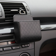 Organizer Glasses Car-Storage-Bag Olevo Phone-Holder Dashboard Hanging Box Tidy Air-Vent