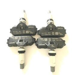 4pcs Tire Pressure Monitor Sensor TPMS 529333V100 52933-3V100 434Mhz For 2011 - 2014 Hyundai i40 VF 2012 2013