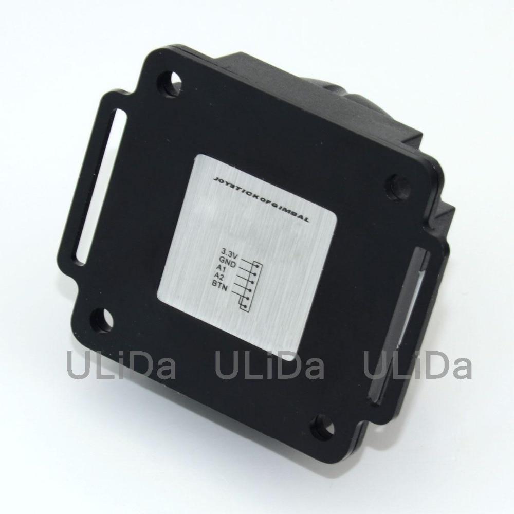 new Gimbal Joystick Controller /w Case for 3 Axis AlexMos Basecam V2.4 8 bit 32bits Gimbal Controller Board