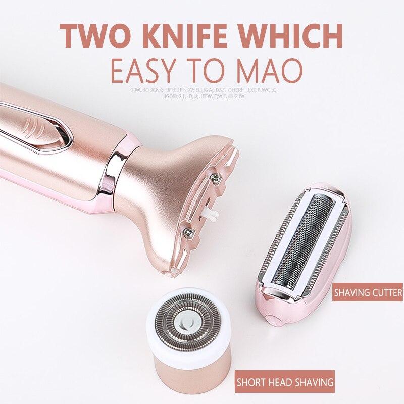 axilas navalha trimmer depilação máquina de biquíni