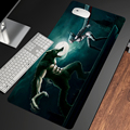 XXL Oversized Dark Style Beautiful Pattern Mouse Pad Desk Pad Anime Mouse Mats HD Print Computer Gamer Locking Edge Mouse Gaming