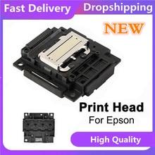 Cabeça de substituição da cabeça de impressão para epson l120/l210/l220/l211/l301/l310/l303/l350/l355/l360/l280/l455/l565/l550/wf2520/wf2530