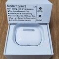 TWS-наушники TopAir3 с поддержкой Bluetooth 5,2, 45 дБ, HD микрофон 1562U