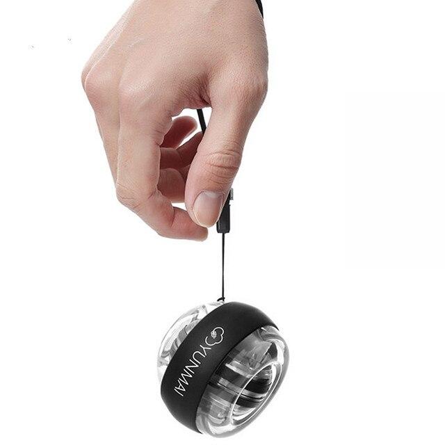 YUNMAI Handtrainer LED Powerball 2