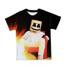 Summer New Men's 3D Cute Pattern T-shirt Clothing Funny Cartoon Design Fashion Loose Short Sleeve Oversized 110-6XL Customizable