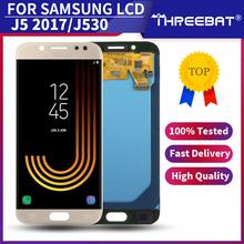 5 2 #8222 Super AMOLED dla SAMSUNG Galaxy J5 Pro 2017 J530 J530F J530FM SM-J530F J530G DS wyświetlacz LCD ekran dotykowy Digitizer zgromadzenie tanie tanio Z THREEBAT Pojemnościowy ekran 3 For Samsung Galaxy J5 Pro 2017 J530 J530F J530FM SM-J530F J530G DS LCD i ekran dotykowy Digitizer