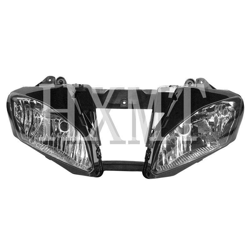 For Yamaha YZFR6 YZF R6 2008-2016 2008 2009 2010 2011 2012 Motorcycle Front Headlight Head Light Lamp Headlamp Assembly YZF-R6