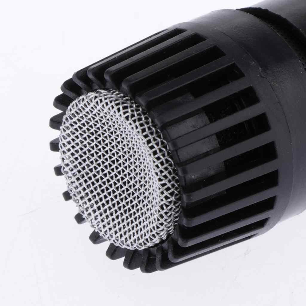 Mikrofon Patrone Gehäuse Kopf Für SM57 Mic Ersatz Zubehör