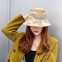 Для женщин ведро шляпа Реверсивный Двухместный возможность носить