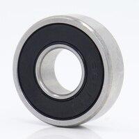 608/9 гибридный керамический подшипник 9x22x7 мм ABEC-1 (1 шт.) промышленный мотор шпинделя 608/9HC гибриды Si3N4 шариковые подшипники 3NC 608/9RS